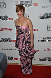 Noomi Rapace bei der 30th Annual American Cinematheque Awards Gala in Beverly Hills / 141016