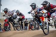#49 (TUCHSCHERER Daina) CAN (GT) at Round 3 of the 2020 UCI BMX Supercross World Cup in Bathurst, Australia.