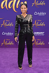 Helen Mirren arriving to the 'Aladdin' World Premiere at El Capitan Theatre. 21 May 2019 Pictured: Christina Milian. Photo credit: O'Connor/AFF-USA.com / MEGA TheMegaAgency.com +1 888 505 6342