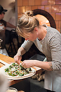 Lovely's 50/50 is the best wood fired pizza restaurant in Portland. It also serves handmade, organic ice cream with unusual flavors that are usually dreamed up by owner and chef Sarah Minnick.