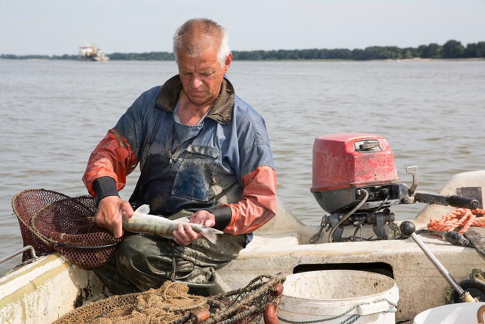 Lothar Buckow - Der Elbfischer