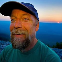 Weekend In West Virginia on Greg's Mountain