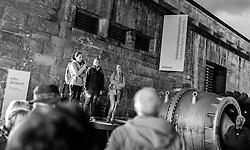 05.09.2016, Sigmund Thun Klamm, Kaprun, im Bild die Sagenhafte Nacht des Wassers kann von Juli bis September besucht werden, eine Nachtwanderung durch die Klamm mit anschliessendem Lagerfeuer, Musik und Geschichtenerzähler // the Mystical Night of Water can be visited from July to September on a night walk through the Sigmund Thun gorge followed by campfire, music and storytellers, Kaprun, Austria on 2016/09/05. EXPA Pictures © 2016, PhotoCredit: EXPA/ JFK