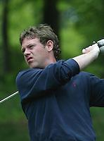 MOLENSCHOT - Maarten Slootmaekers.   Voorjaarswedstrijd golf 2003 op GC Toxandria. . COPYRIGHT KOEN SUYK