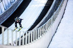 Jaka Hvala (SLO) during the 1st Round of the Ski Flying Hill Individual Competition at Day 2 of FIS Ski Jumping World Cup Final 2019, on March 22, 2019 in Planica, Slovenia.  Photo by Matic Ritonja / Sportida