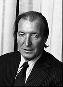 25/09/1979.09/25/1979.25th September 1979.Portrait of Charles J. Haughey TD, Minister for Health & Social Welfare.  Haughey would serve three times as Taoiseach but his political career ended in scandal.