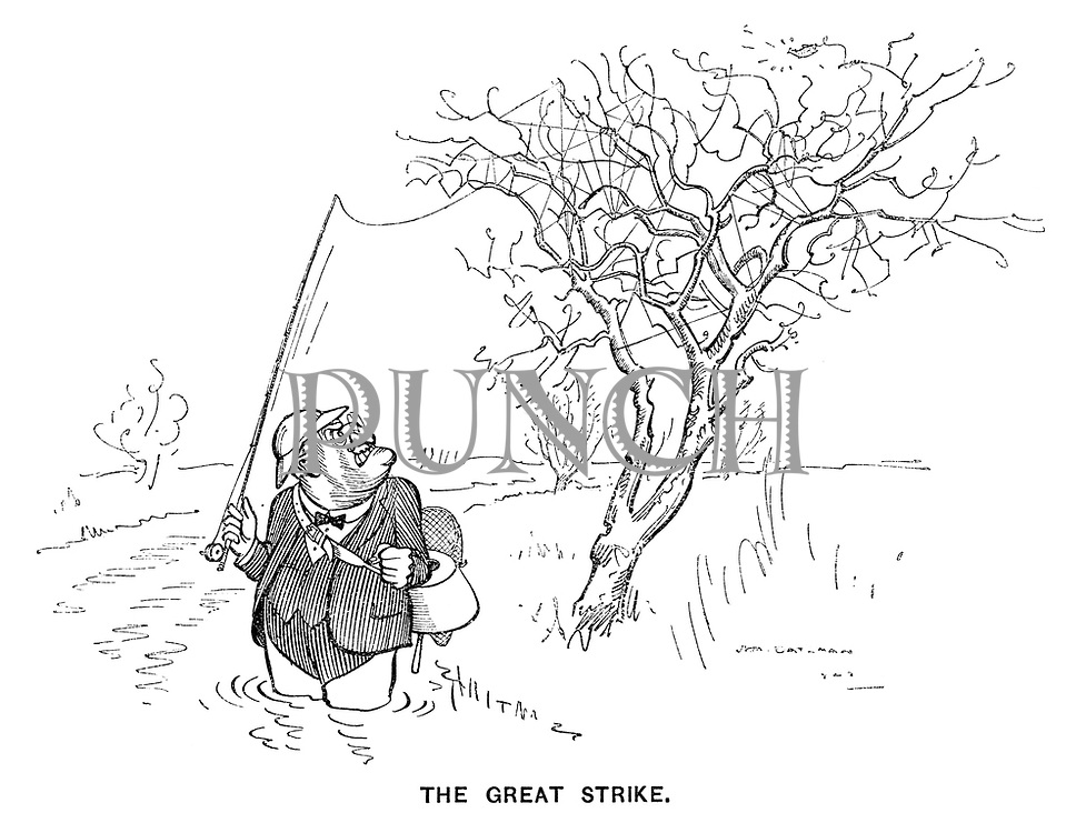 The Great Strike.