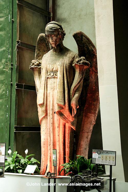 Angel at Exploratorium, San Francisco