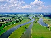 Nederland, Gelderland, Diepenveen, 21–06-2020; De Duursche Waarden,natuurontwikkelingsproject. In het kader van het projectRuimte voor de rivieris eenhoogwatergeulaangelegd<br /> De Duursche Waarden, nature development project. A high-water channel has been constructed as part of the Room for the River project.<br /> <br /> luchtfoto (toeslag op standaard tarieven);<br /> aerial photo (additional fee required)<br /> copyright © 2020 foto/photo Siebe Swart