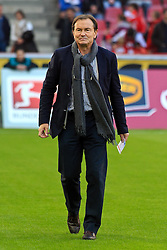 16.10.2011,  Rhein Energie Stadion, Koeln, GER, 1.FBL, 1. FC Koeln vs Hannover 96 ,im Bild.Ewald Lienen..// during the 1.FBL, 1. FC Koeln vs Hannover 96 on 2011/10/16, Rhein-Energie Stadion, Köln, Germany. EXPA Pictures © 2011, PhotoCredit: EXPA/ nph/  Mueller *** Local Caption ***       ****** out of GER / CRO  / BEL ******