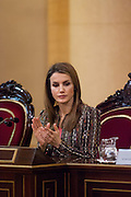 Letizia Ortiz at Senate