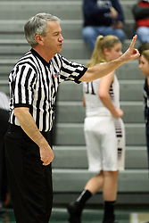 22 January 2015: 104th McLean County Tournament.  Fieldcrest v Tremont Girls Semi-Final at Shirk Center, Bloomington Illinois