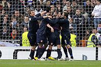 FOOTBALL - UEFA CHAMPIONS LEAGUE 2009/2010 - 1/8 FINAL - 2ND LEG - REAL MADRID v OLYMPIQUE LYONNAIS - 10/03/2010 - PHOTO JEAN MARIE HERVIO / DPPI - JOY LYON