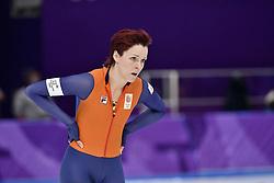 18-02-2018 SCHAATSEN: OLYMPISCHE SPELEN: OLYMPIC GAMES: PYEONGCHANG 2018<br /> Jorien ter Mors op de 500 meter<br /> <br /> Foto: Soenar Chamid