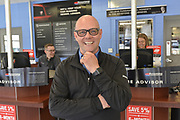 Chris Crowell, Managing Partner of the Firestone Complete Auto Care facility in Clayton, MO, on Friday, April 12, 2019 in St. Louis. (Tim Vizer/AP Images for Bridgestone Retail Operations)