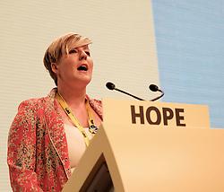 SNP Spring Conference, Saturday 27th April 2019<br /> <br /> Pictured: Hannah Bardell MP<br /> <br /> Alex Todd | Edinburgh Elite media