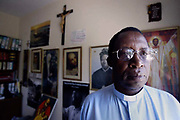 Archbishop Pius Ncube, Archbishop of Bulawayo, Zimbabwe. His Grace the Most Reverend Dr. Pius Alick Mvundla Ncube (born December 31, 1946) served as the Roman Catholic Archbishop of Bulawayo, Zimbabwe, until he resigned on September 11, 2007. Widely known for his human rights advocacy, Ncube is an outspoken critic of President Robert Mugabe.