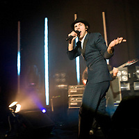 Maxïmo Park live at Liverpool University, Liverpool, UK, 2009-05-16