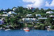 Luxury resort homes in Mt Pleasant area, Bermuda.