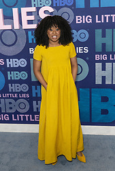 May 29, 2019 - New York, New York, United States - Phoebe Robinson attends HBO Big Little Lies Season 2 Premiere at Jazz at Lincoln Center  (Credit Image: © Lev Radin/Pacific Press via ZUMA Wire)