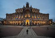 Dresden. Saxony. Germany