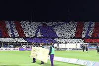 coreografia tifosi Fiorentina. Supporters <br /> Firenze 24-04-2016 Stadio Artemio Franchi Football Calcio Serie A. Fiorentina - Juventus foto Matteo Gribaudi/Image Sport/Insidefoto