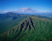 Waianae Mountains, Oahu, Hawaii<br />