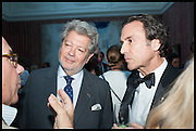 KONRAD BERNHEIMER; JACK KILGORE; Drinks party to launch this year's Frieze Masters.Hosted by Charles Saumarez Smith and Victoria Siddall<br />  Academicians' room - The Keepers House. Royal Academy. Piccadilly. London. 3 July 2014