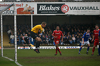 Forest keeper Paul Smith safely gathers a Chesterfield shot
