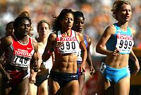 Friidrett, 23. august 2003, VM Paris,( World Championschip in Athletics),   Joanne Fenn, GBR