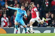 Arsenal v Olympique de Marseille 261113