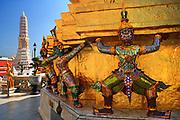 Royal Grand Palace in Bangkok, Thailand