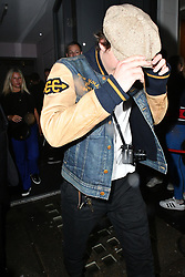 June 27, 2017 - London, London, United Kingdom - Image ©Licensed to i-Images Picture Agency. 27/06/2017. London, United Kingdom. Brooklyn Beckham attends Brooklyn Beckham private view & book launch. Brooklyn Beckham, who's shot a campaign for Burberry, marks launch of his first photography book, What I See, as well as new exhibition featuring his personal photographs drawn from the book, at Christie's Mayfair, London. Picture by Nils Jorgensen / i-Images (Credit Image: © Nils Jorgensen/i-Images via ZUMA Press)