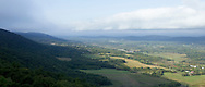 Vernon, New Jersey - A view looking south from Pinwheel Vista on Wawayanda Mountain on Sept. 22, 2012.