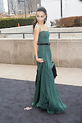 Zoe Saldana arrive at The Metropolitan Opera's 125th Anniversary Gala and Placido Domingo's 40th Anniversary Celebration underwritten by Yves Saint Laurent held at The Metropolitian Opera House, Lincoln Center on March 15, 2009 in New York City.