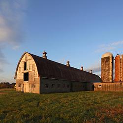 Old Dairy Barn in Brambleton