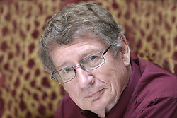 March 19, 2016 - Paris - Andre Brink, South African writer in 2009. (Credit Image: © Ulf Andersen/Aurimages via ZUMA Press)