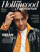 October 06, 2021 - WORLDWIDE: Kieran Culkin Covers The Hollywood Reporter Magazine