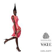 VOGUE Australia - WOOLMARK - Carl Kapp