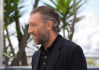 Actor Vincent Cassel at the It's Only the End of the World (Juste La Fin Du Monde) film photo call at the 69th Cannes Film Festival Thursday 19th May 2016, Cannes, France. Photography: Doreen Kennedy