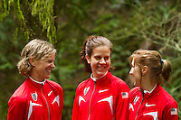 Women's Team USA Ultra Running Team.