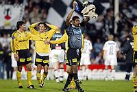Fotball, 02. mai 2004, Tippeligaen, Lillestrøm-Rosenborg 2-2, Emille Baron, Lillestrøm