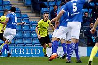 Jordan Keane. Chesterfield FC 1-2 Stockport County FC. Vanarama National League. 17.10.20