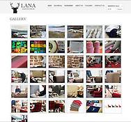 Lana Home website