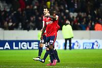 Deception Rio MAVUBA - 03.02.2015 - Lille / Paris Saint Germain - 1/2Finale Coupe de la Ligue<br />Photo : Dave Winter / Icon Sport