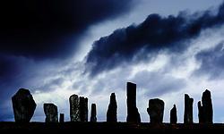 The Callanish Stones in the moonlight, Isle of Lewis, Outer Hebrides, Scotland<br /> <br /> (c) Andrew Wilson | Edinburgh Elite media