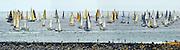 Newport Ensenada Race Panorama