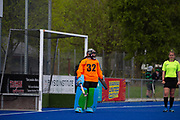 CANTERBURY  v  SOUTH CANTERBURY<br /> GOLD MEDAL MATCH<br /> NZ HOCKEY U15 GIRLS CHAMPIONSHIP<br /> Saxton Field, Nelson<br /> 30 Sep - 5 Oct 2019<br /> Photo Kevin Clarke CMGSPORT<br /> www.cmgsport.co.nz