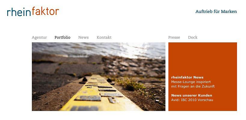 """Foto für den Internetauftritt """"Auftrieb für Marken"""" für rhinfaktor.de<br /> <br /> PR-und Werbeagentur rheinfaktor GmbH, Köln."""