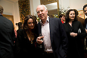 ALICE COCKERELL; MICHAEL COCKERELL, Book launch for American's in Paris by Charles Glass hosted by Lady Annabel Lindsay. Holland Park. London. 25 March 2009 *** Local Caption *** -DO NOT ARCHIVE-© Copyright Photograph by Dafydd Jones. 248 Clapham Rd. London SW9 0PZ. Tel 0207 820 0771. www.dafjones.com.<br /> ALICE COCKERELL; MICHAEL COCKERELL, Book launch for American's in Paris by Charles Glass hosted by Lady Annabel Lindsay. Holland Park. London. 25 March 2009